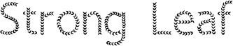 Strong Leaf Font