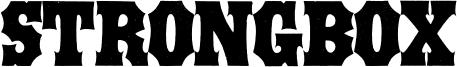 Strongbox Font