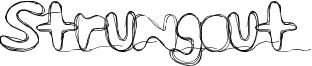 Strungout Font
