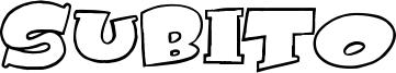 Subito Font