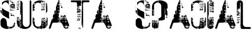 Sucata Spacial Font
