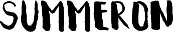 Summeron Font