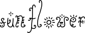 Sunflower Font