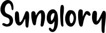 Sunglory Font