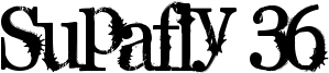Supafly 36 Font