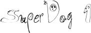 SuperDog 1 Font