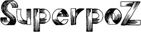 SuperpoZ Font