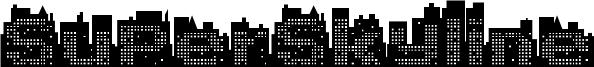 SuperSkyline Font
