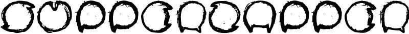 Supperzapper Font