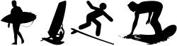 Surf Font