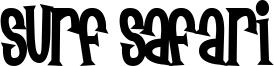Surf Safari Font