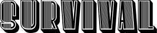 Survival Font
