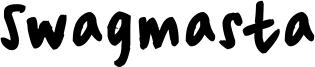 Swagmasta Font