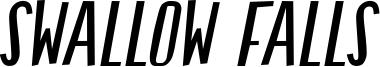 Swallow Falls Italic.ttf