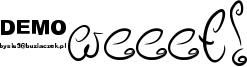 Sweeet! Font