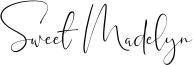 Sweet Madelyn Font