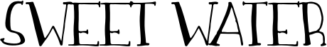 Sweet Water Font