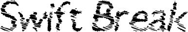 Swift Break Font