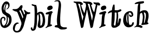Sybil Witch Font