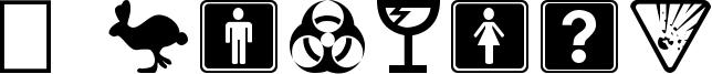 Symbolix Font