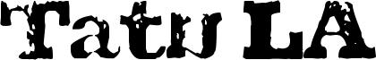 Tatu LA Font