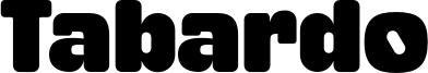 Tabardo Font