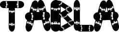 Tabla Font