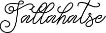 Tallahatse Font