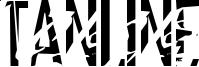 Tanline Font