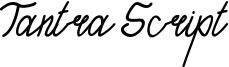 Tantra Script Font