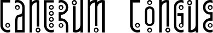 Tantrum Tongue Font