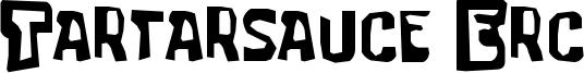 Tartarsauce Erc Font