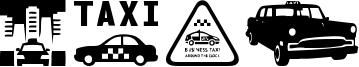 Taxi Font