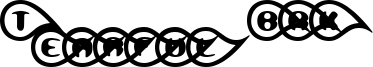 Tearful BRK Font