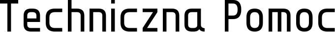 Techniczna Pomoc Font