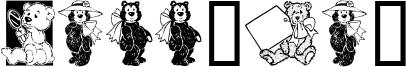 Teddyber V1.1.ttf