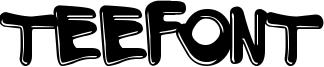 Teefont Font