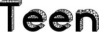Teen Font
