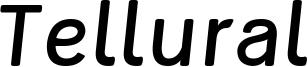 Tellural Alt Italic.ttf