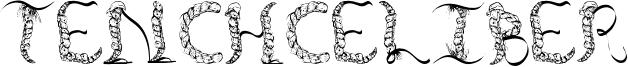 TenCHCeliber Font