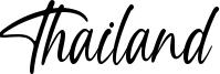 Thailand Font