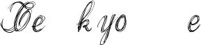 Thank you Drf extra glyphs.ttf