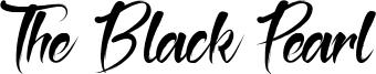 The Black Pearl semi-italic.ttf