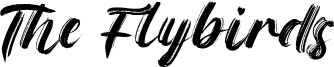 The Flybirds Font