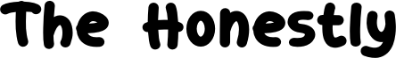 The Honestly Font