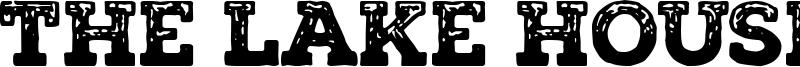 The Lake House Font