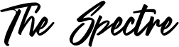 The Spectre Font