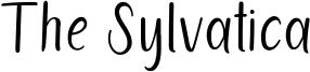 The Sylvatica Font