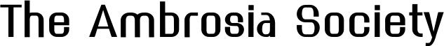 The Ambrosia Society Font