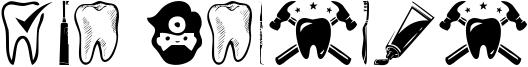 The Dentist Font